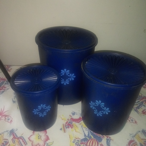 Tupperware Other - Vintage Tupperware Containers(3)